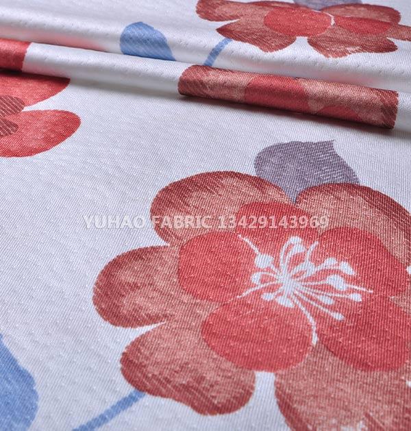 提花印花面料-RLPZ013-3B
