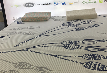 简要分析针织棉床垫面料的优缺点?